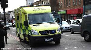 ambulances have been called to s uk warehouses more than 600 times in the past three