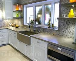 kitchen concrete countertops multiple s for concrete in the kitchen kitchen concrete countertops