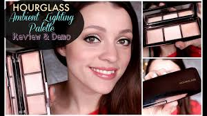 <b>Hourglass Ambient Lighting</b> Palette | Review/Demo/Dupe - YouTube