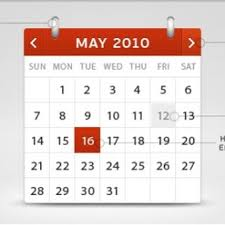 Calendars PSD, +70 free PSD files
