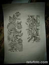 тату рукав для девушек эскизы 08032019 003 Tattoo Sketches