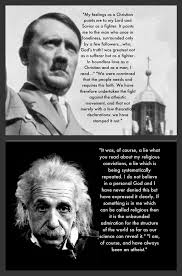 Hitler Christianity Quotes Best of Can You Please Stop Saying That Hitler Was An Atheist And Einstein