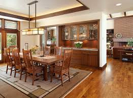 craftsman rugs dining room craftsman with craftsman style light