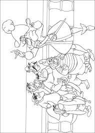 66 Disegni Di Peter Pan Da Colorare Pianetabambiniit