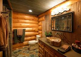 corrugated metal ceiling bathroom rustic with chandelier
