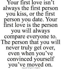 First Love Quotes Impressive K Is For Kissing Frogs Relationships Pinterest Relationships