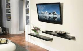 Wall Mounted Tv Ideas Wonderful Lcd Mount Design Rift Decorators Home 11