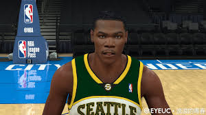 NBA 2K20 Kevin Durant Rookie Cyberface ...