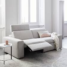 beige reclining sofa. Modren Reclining Enzo Reclining Sofa 76 On Beige R
