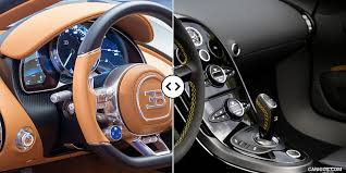2018 bugatti chiron interior. unique interior bugatti chiron vs veyron gs vitesse interior  comparison 6 with 2018 bugatti chiron interior