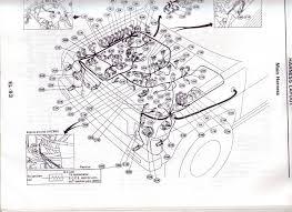 aan engine harness layout diagram motorgeek com image