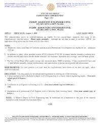 Best Solutions Of 15 Civil Engineer Cover Letter Sample On Sample