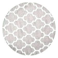 gray round area rug dark beige 9 ft x indoor outdoor 9x12 clearance