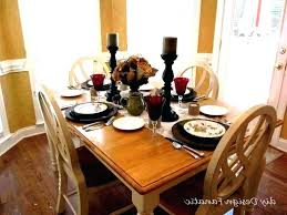 centerpiece ideas for round dining room