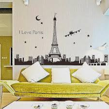 wall decals canada unique paris eiffel tower wall decal building architecture luminous wall