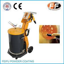 china manual electrostatic powder coating spray machine china powder coating machine powder coating machine for