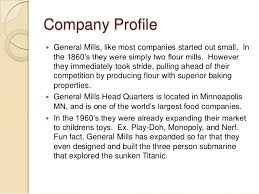General Mills Organizational Structure Chart General Mills Principles Of Management Study