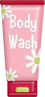 washing body clipart. Modren Body Pink Body Wash Intended Washing Body Clipart