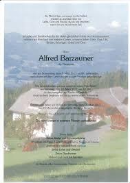 Parte Für Alfred Barzauner Vlg Parzauner Pax Requiem
