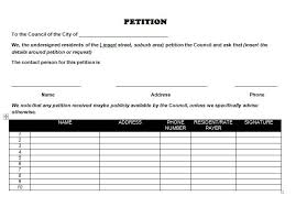 How To Make A Petition Form Magdalene Project Org