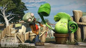 plants vs zombies garden warfare wallpaper 6