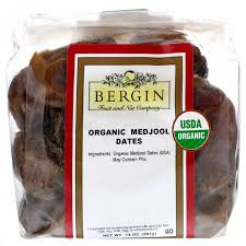 Bergin Fruit and Nut Company, <b>Medjool</b>, <b>органические финики</b>, <b>397</b> ...