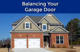 over time a garage door can become unbalanced and create issues with the operation the team here at neighborhood garage door repair put together a few
