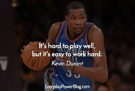 Kevin Durant Quotes Magnificent Kevin Durant Quote Endearing 48 Explosive Kevin Durant Quotes To Amp