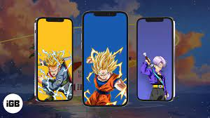 Dragon Ball Z wallpapers for iPhone ...