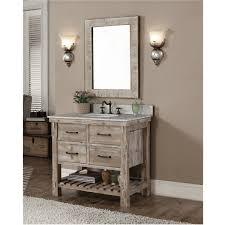 rustic bathroom vanities. 36 inch rustic bathroom vanity with countertop vanities o