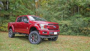 ford f150 trucks lifted. Interesting Lifted SCA Ford F150 Black Widow  Ruby Red Throughout F150 Trucks Lifted