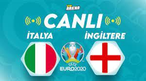 Canlı Anlatım: İtalya İngiltere maçı (EURO 2020 finali) - Spor Haberleri