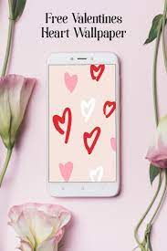 FREE VALENTINE'S DAY HEART WALLPAPERS ...