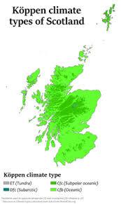 Climate Of Scotland Wikipedia