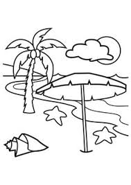 30 Best Beach Coloring Pages Images On Pinterest Beach Coloring