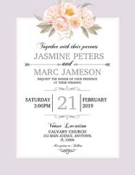 Save The Date Cards Template Customize 2 230 Wedding Templates Postermywall