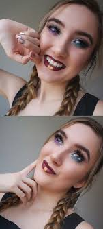 festival makeup tutorials festival makeup tutorial awesome glitter and rhinestone make up ideas