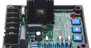 Automatic <b>Voltage Regulator</b> Module For <b>GAVR</b>-<b>8A</b> from elecseller ...