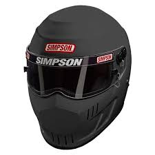 Simpson Racing Helmet Sizing Chart Simpson Speedway Rx Fiberglass Racing Helmet Flat Black Xl Size