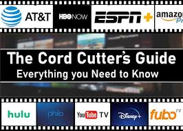 Cord Cutting 2019 The Definitive Guide With Everything You