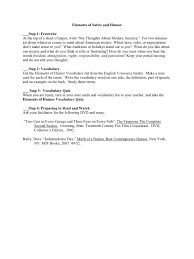 essay humor cover letter examples of humorous essays examples of  english 3b part 1