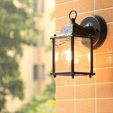Đèn Led Điện Gắn Tường Chống Nước Trang Trí Ban Công / Sân Vườn
