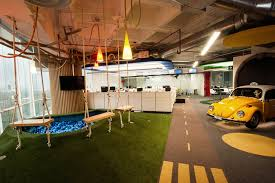 goggle office. Space Recreates Iconic Landmarks Of Mexico City Within Google Office Goggle T