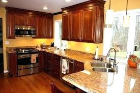 Image What Color Kitchen Ideas Cherry Cabinets Cherry Cabinets Wall Color Kitchen Colors Cherry Cabinets Cherry Cabinets Kitchen Wall Huaiguguinfo Kitchen Ideas Cherry Cabinets Cherry Cabinet Natural Cherry Cabinets