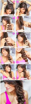Quick Hairstyles For Braids 25 Best Ideas About Easy Side Braid On Pinterest Side Braid