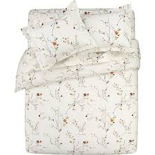 sakura bed linens crate and barrel