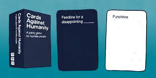 review cards against humanity
