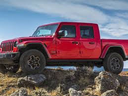 Jeep Gladiator pickup prices to top out at more than $60,000 for ...