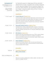 top resume sample examples of excellent resumes