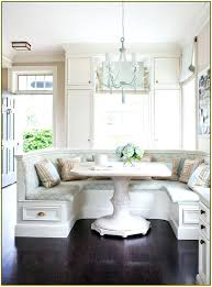 Kitchen Nook Bench Enticing Small Breakfast Nook With Withkitchen Storage Bench Plans